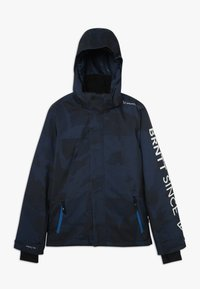 Brunotti - GULLIES BOYS SNOW JACKET - Snowboardjas - space blue - 0