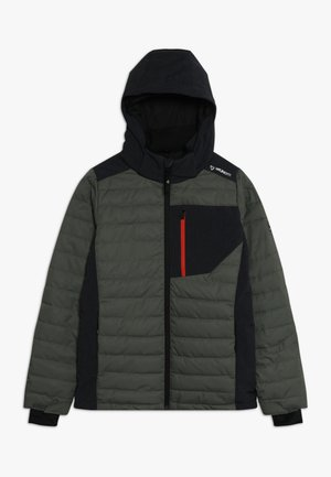 TRYSAIL BOYSSNOW JACKET - Laskettelutakki - beetle green