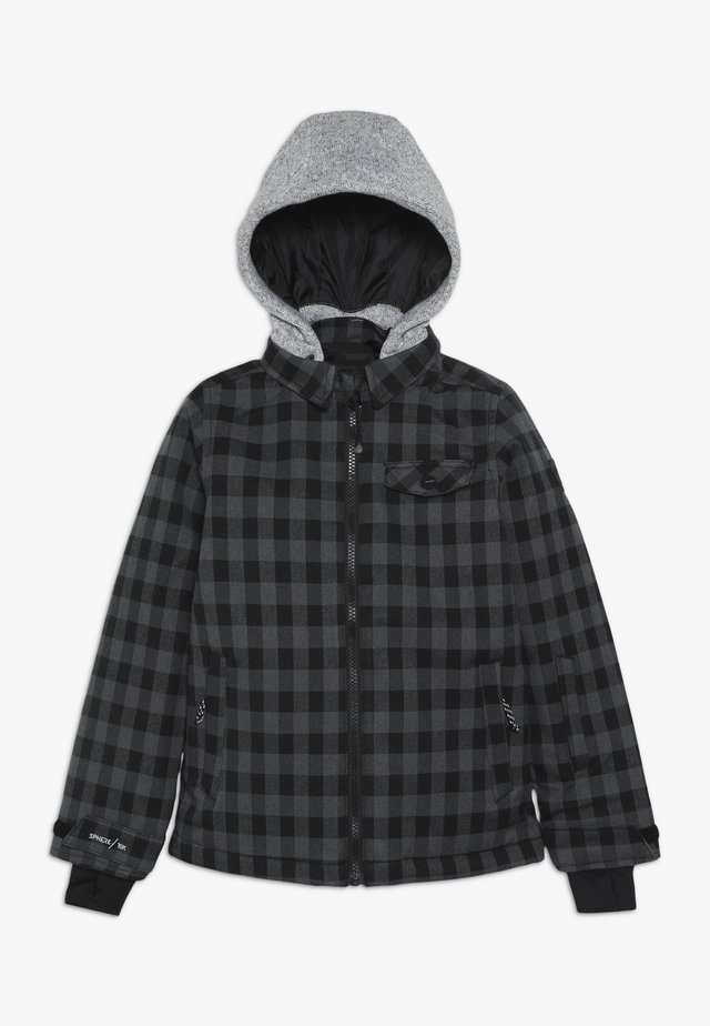 BURCHELL BOYS SNOWJACKET - Laskettelutakki - black