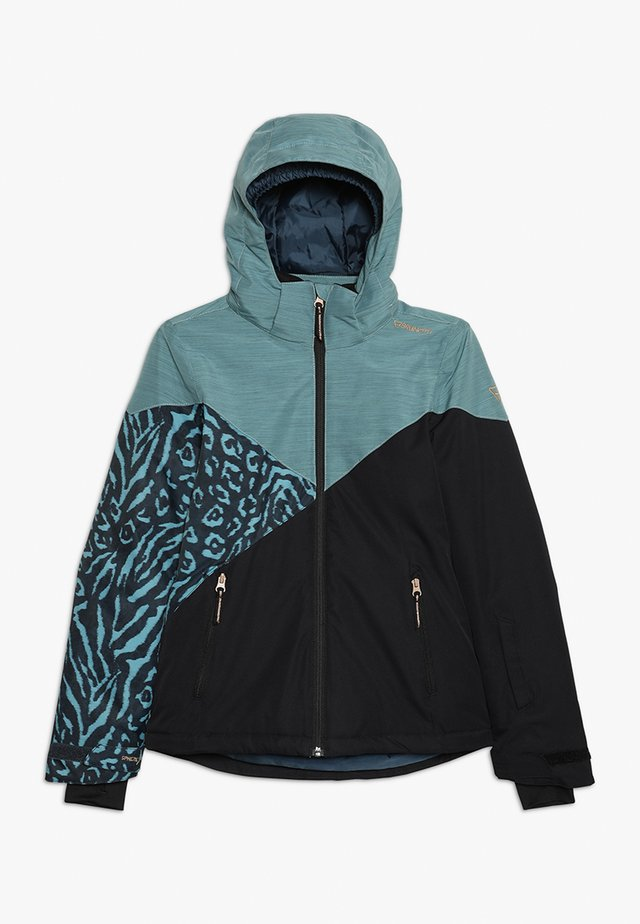 SHEERWATER GIRLS SNOWJACKET - Snowboardová bunda - polar blue