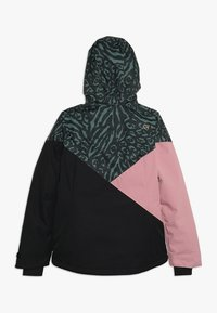 Brunotti - SHEERWATER GIRLS SNOWJACKET - Snowboardjakke - black - 1