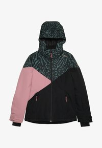 Brunotti - SHEERWATER GIRLS SNOWJACKET - Snowboardjakke - black - 5