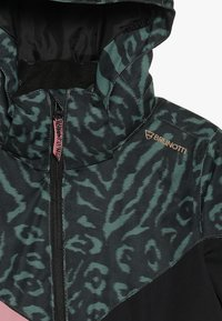 Brunotti - SHEERWATER GIRLS SNOWJACKET - Snowboardjakke - black - 6