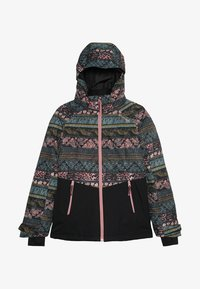 Brunotti - TIGER HERON GIRLS SNOWJACKET - Snowboardjakke - old rose - 5