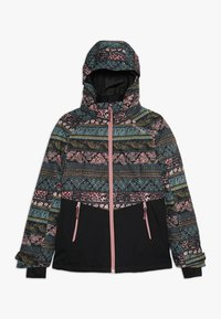 Brunotti - TIGER HERON GIRLS SNOWJACKET - Snowboardjakke - old rose - 0
