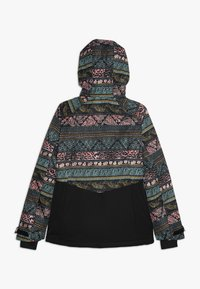 Brunotti - TIGER HERON GIRLS SNOWJACKET - Snowboardjakke - old rose - 1