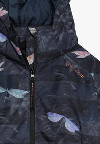 Brunotti - TIGER HERON GIRLS SNOWJACKET - Snowboardová bunda - space blue - 5