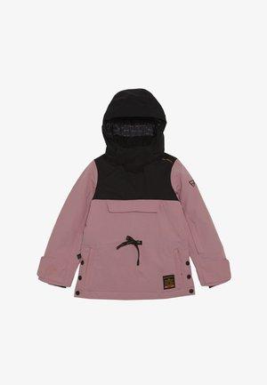FIREBACK GIRLS - Snowboard jacket - old rose