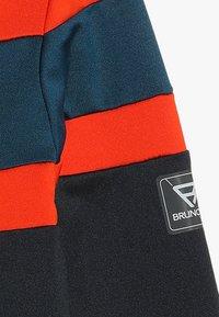 Brunotti - THORNBILL  - Fleecová mikina - space blue - 3