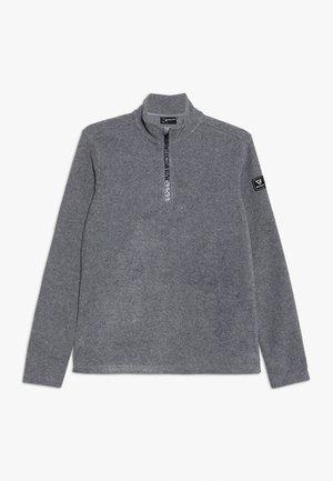 TENNO BOYS - Fleecetröja - mid grey