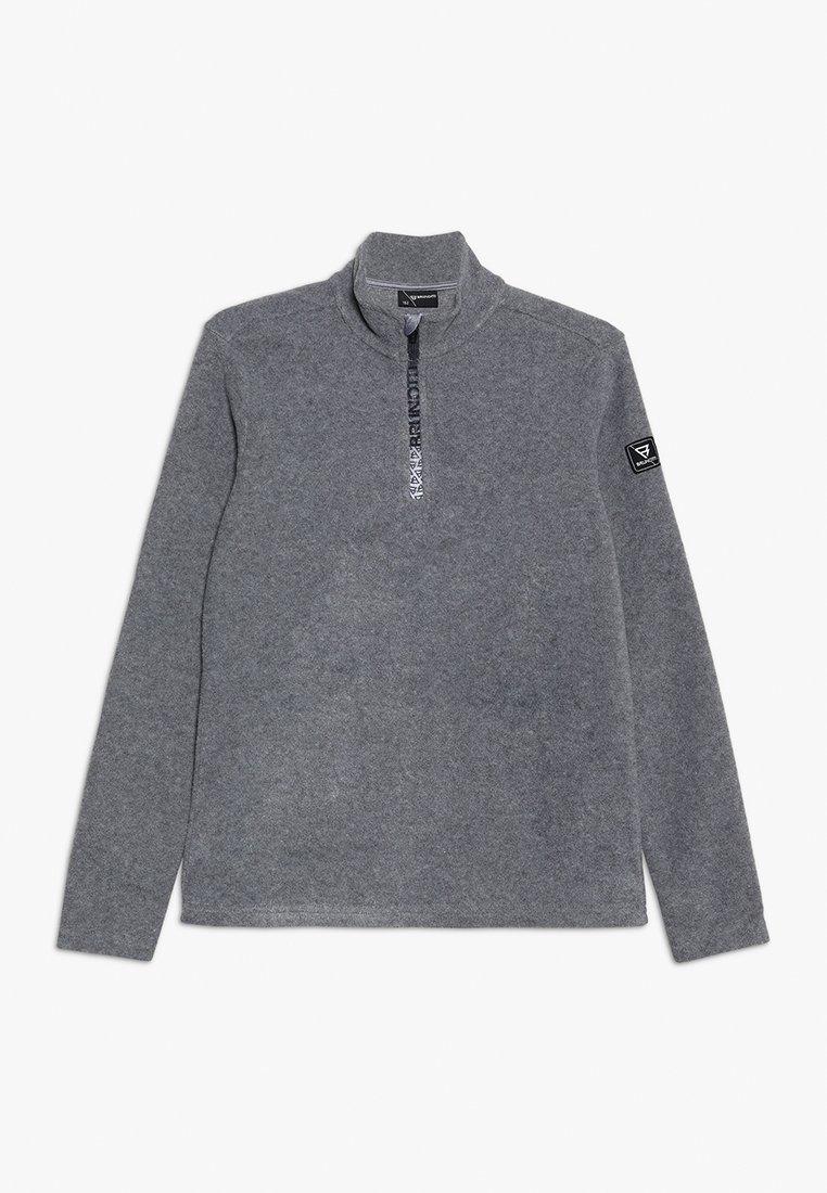 Brunotti - TENNO BOYS - Fleece jumper - mid grey