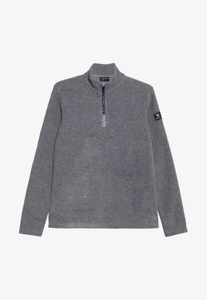 TENNO BOYS - Fleecepullover - mid grey
