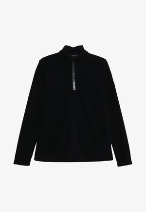 TENNO BOYS - Fleecepullover - black