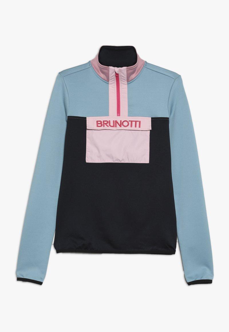 Brunotti - PUFFIN GIRLS  - Fleece jumper - polar blue
