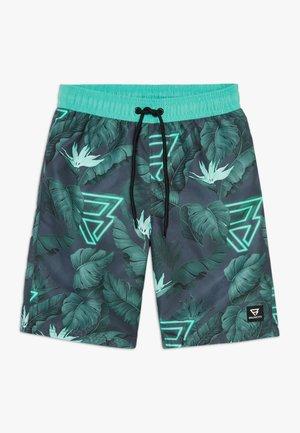 MASON JR BOYS - Zwemshorts - carribean green