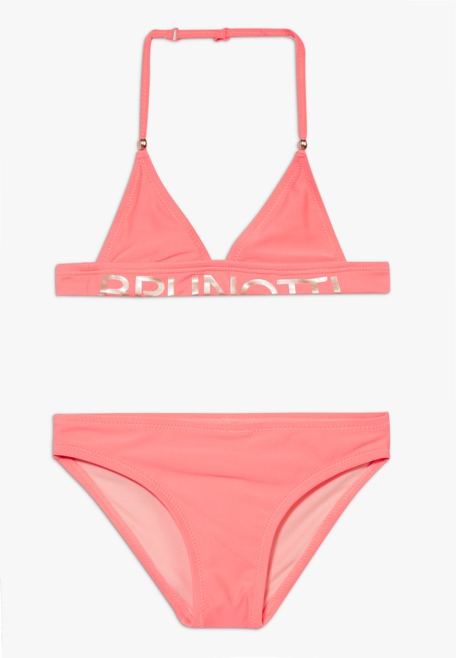 IRENEA GIRLS SET - Bikini - flamingo