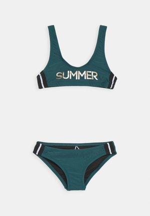 DAARANI GIRLS SET - Bikini - fuel green
