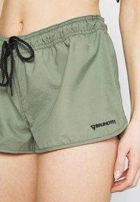 Brunotti - GLENNIS WOMEN - Uimashortsit - vintage green - 5