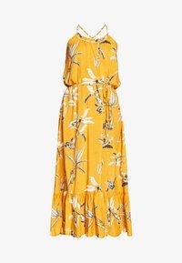 Brunotti - CIA WOMEN DRESS - Ranta-asusteet - autumn yellow - 4