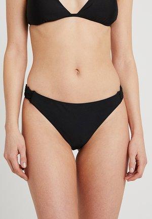 ZIPPORANA WOMEN BOTTOM - Bas de bikini - black