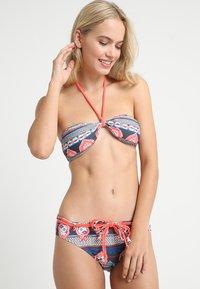 Brunotti - CARALABA WOMEN SET - Bikini - coal grey - 0