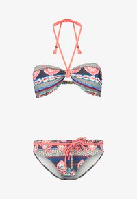 Brunotti - CARALABA WOMEN SET - Bikini - coal grey - 4