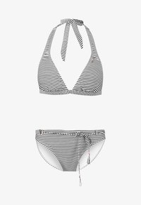 Brunotti - ELLA WITH SUNTIP TOP SET - Bikini - cream - 4