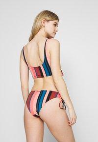 Brunotti - ADDISON WOMEN LOW SET - Bikinit - pigment blue - 2