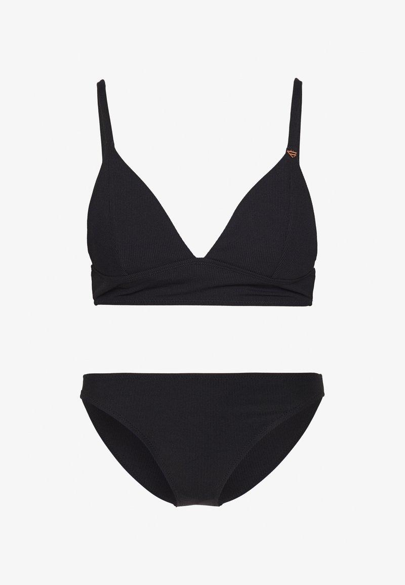 Brunotti - ADELINE WOMEN BASIC - Bikinit - black