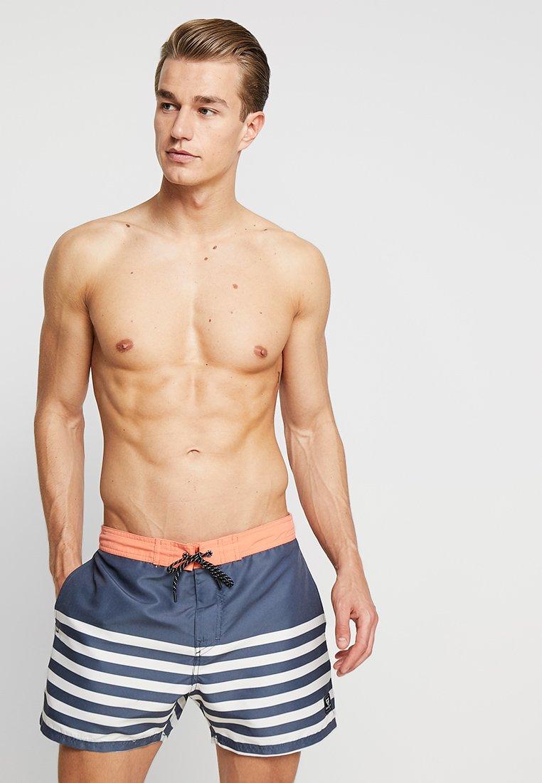 Brunotti - LOUISTERS - Swimming shorts - shadow