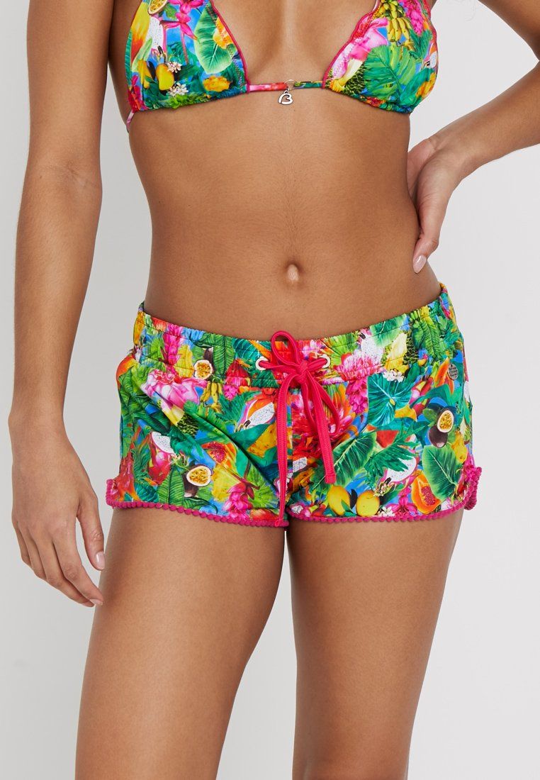 Banana Moon - TORQUAY TROPICO BEACHWEAR - Swimming shorts - bleu
