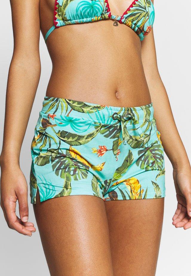TIWI BANANAS - Bikini-Hose - turquoise