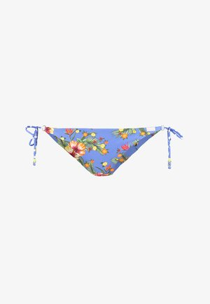 WAPA DOLCEVITA NOUEE - Bikini bottoms - bleu