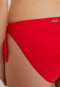 Banana Moon - BENTA BEACHBABE CULOTTE NOUEE - Bikini bottoms - rouge - 5