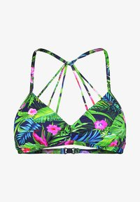 Banana Moon - MAOLI SGORGE TRIANGLE EMBOITANT - Bikini top - multi - 3