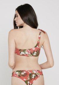 Banana Moon - DESEO SIENNA - Bikini top - multi-coloured - 2