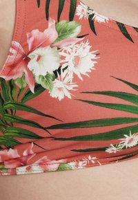 Banana Moon - DESEO SIENNA - Bikini top - multi-coloured - 4