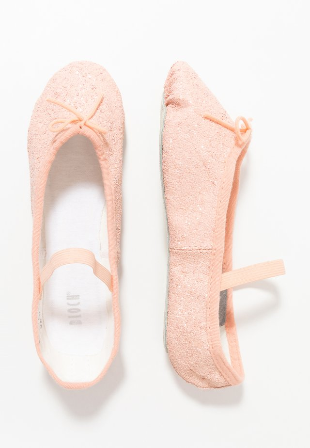 BALLET SHOE SPARKLE - Dance shoes - pink