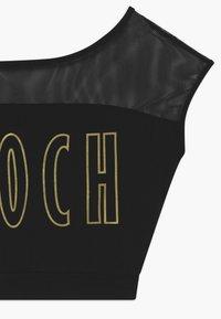 Bloch - GIRLS TANK - T-shirt imprimé - black - 3