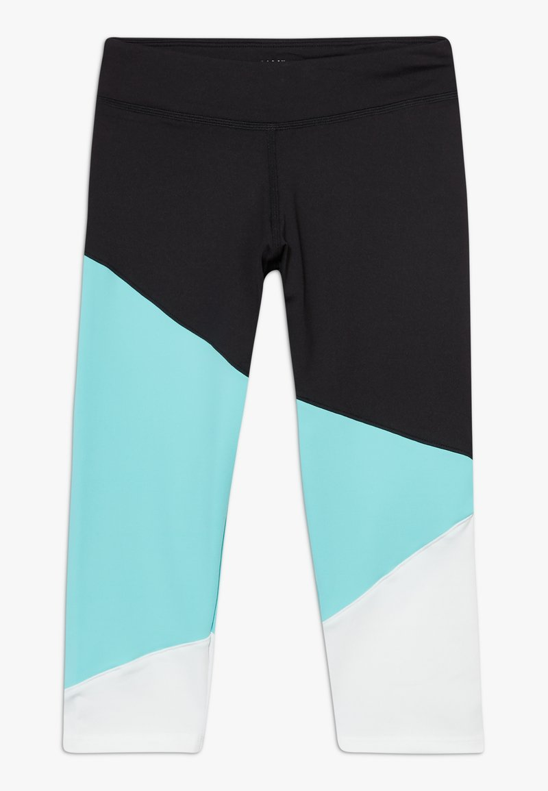 Bloch - GIRLS CAPRI - Trikoot - blue radiance