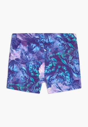 GIRLS DYMANI GYMNASTICS PRINTED - Collant - purple