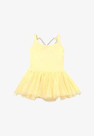 CLARA BALLET - Sportovní šaty - sunshine