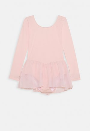 BALLET LONG SLEEVE DRESS PETAL - Sukienka sportowa - light pink