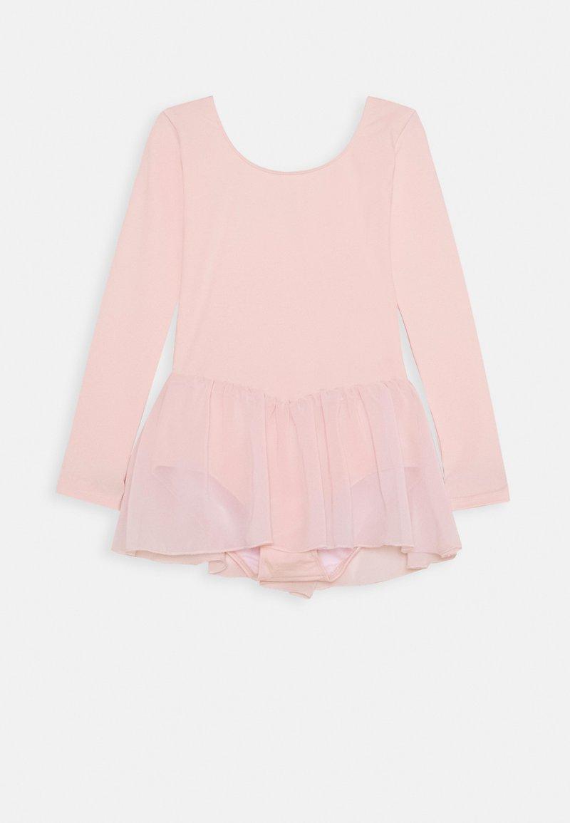 Bloch - BALLET LONG SLEEVE DRESS PETAL - Sportklänning - light pink