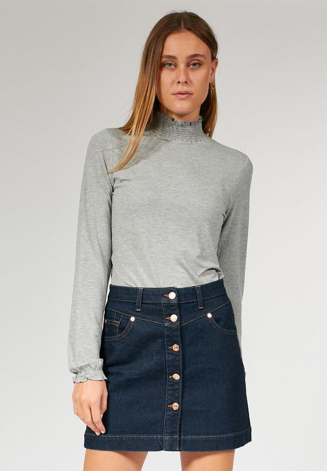 LONGSLEEVE - T-shirt à manches longues - grey mel