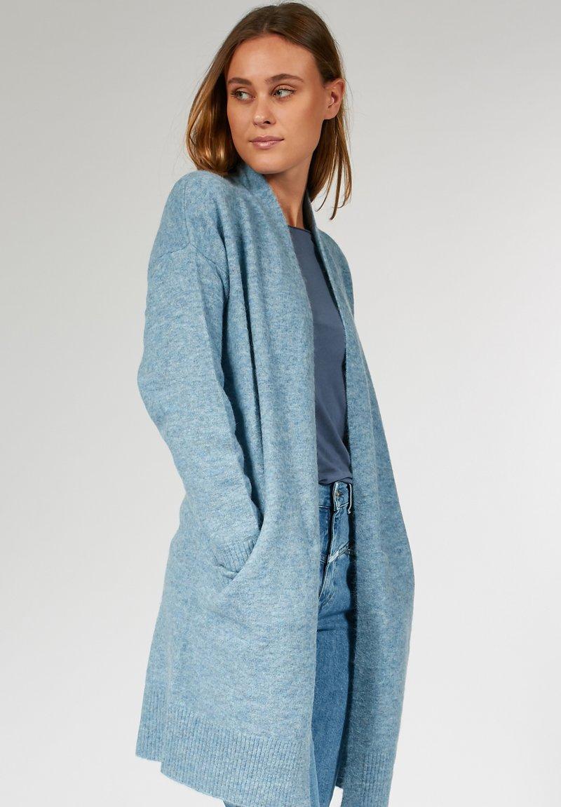 Bloom - Vest - light blue