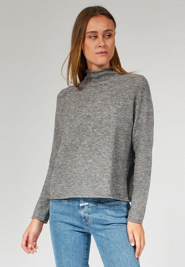 EASY - Pullover - grey