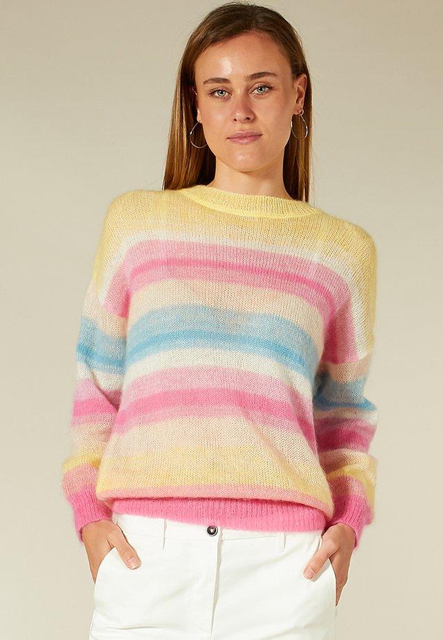 STREIFEN - Strickpullover - multicoloured