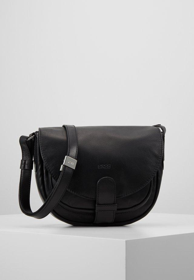LADY TOP  - Sac bandoulière - black
