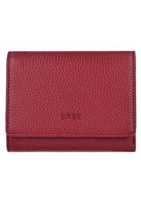 Bree - Geldbörse - brick red - 0